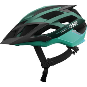 ABUS Moventor Kask rowerowy, smaragd green